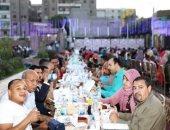 لمة رمضان.. إفطار جماعى لمحافظ سوهاج مع 1700 من ذوى الإعاقة والأيتام