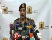 الجيش الليبى: طائرة تركية بدون طيار تقصف مدينة غريان