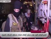 """والد شهيد الواحات بعد تسلم """"عشماوي"""": شكرا للرئيس ..دم ابننا لم يذهب هدراً"""