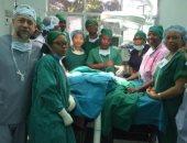 فريق طبى من مستشفى الملك حمد بالبحرين ينجح فى فصل توأم سيامى بتنزانيا
