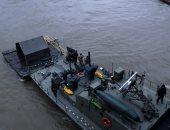 العثور على جثتين جديدتين من ضحايا حادث غرق السفينة السياحية فى المجر