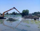 الرى تعلن إزالة 12 مخالفة على نهر النيل فى 4 محافظات