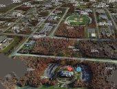 الجيش الأمريكى يخطط لإنشاء خريطة ثلاثية الأبعاد لمدن العالم