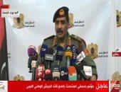 الجيش الليبى: لم نعتقل أى مواطن أجنبى وما تم الترويج له غير صحيح