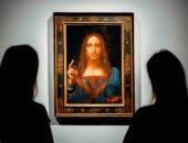 مفاجأة.. خبراء: لوحة المسيح غير أصلية وسعرها يتراجع لـ 1.5 مليون دولار