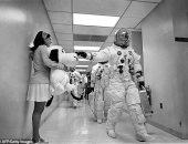 230 لفظا خارجا فى رحلة أبولو 1969 من رواد الفضاء.. الأفلام صورتهم غلط