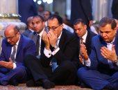 مصطفى مدبولى يحضر صلاة الجمعة الأخير بمسجد الحسين نيابة عن الرئيس السيسى