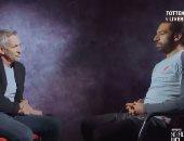 """محمد صلاح لـ هاري كين: """"كنت هداف إنجلترا قبل حضورى لليفربول"""".. فيديو"""