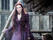 """أعرف طريقة عمل """"الساحرة الحمراء"""" فى Game of thrones.. صور"""