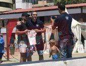 الصفقة تقترب.. هازارد يلتقط صورة بقميص ريال مدريد