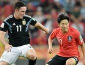 5 إصابات بكورونا فى منتخب كوريا الجنوبية قبل مواجهة المكسيك ودياً
