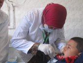 قافلة جسور الخير 5 توقع الكشف الطبى على 2397 مواطنا بجنوب سيناء