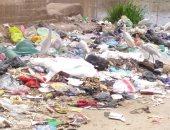 شكوى من انتشار القمامة بشارع الجامع بفيصل