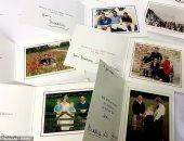 لقوها فى صندوق..عرض بطاقات عيد ميلاد تحمل توقيع الأميرة ديانا فى مزاد..صور