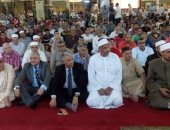صور.. أوقاف الدقهلية تحتفل بليلة القدر فى مسجد النصر بالمنصورة