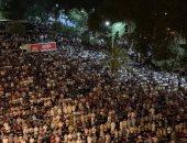 400 ألف مصلٍ يحيون ليلة القدر فى المسجد الأقصى