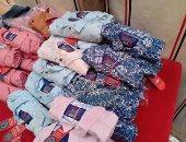 فرحة العيد.. مبادرة شبابية لتوزيع ملابس العيد على أهالى بولاق الدكرور