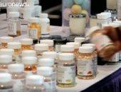 فيديو.. معرض فى نيويورك لمواد طبية ومستحضرات تجميل مصنوعة من القنب