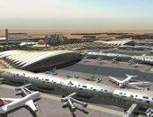 عودة الحركة الجوية فى مطار الملك عبد العزيز بجدة بعد توقف بسبب تقلبات الطقس