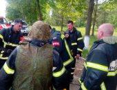 عشرات المصابين عقب انفجارات بمصنع ديناميت فى روسيا