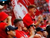 ليفربول يرحب بقرار عودة الجماهير إلى مباريات الدورى الإنجليزى