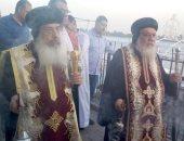 صور.. الأنبا دانيال يترأس عشية عيد دخول المسيح مصر بكنيسة العذراء بالمعادى
