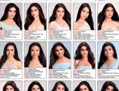 """متسابقات """"ملكة جمال الهند"""" تشعلن الجدل فى البلاد.. والسبب لون البشرة"""
