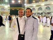 أحمد فتحى يستغل الإجازة فى أداء مناسك العمرة