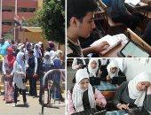 عمليات الثانوية العامة: طلاب بالقاهرة وكفر الشيخ نشروا إجابات الاستاتيكا
