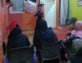 صور.. شركة مياه الشرب بالأقصر تجوب الشوارع لإطلاق حملة عدم إهدار المياه قبل عيد الفطر المبارك