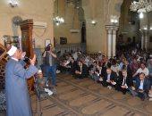 صور.. المحافظون يحتفلون بليلة القدر وتكريم حفظة القرآن الكريم