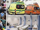 صحة سوهاج: توزيع 100 سيارة إسعاف على ساحات الصلاة فى العيد