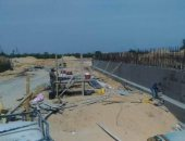 انشاء صوامع للغلال بالكسارة مركز الحسينية الشرقية بتكلفة 250 مليون جنيه