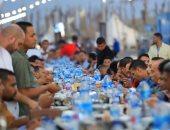 """مصر بتفطر.. اليوم الكامل لأطول مائدة إفطار فى العالم """"فيديو"""""""