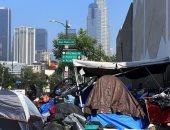 الوجه الآخر لعاصمة الإبداع.. شوف أكوام القمامة فى لوس أنجلوس واعرف مصدرها
