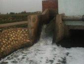 تشغيل محطة خلط العتوة بالغربية للاستفادة من كل نقطة مياه