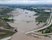 المجتمعات التى تعانى من الفيضانات والأعاصير أكثر وعيا بمشكلة تغير المناخ