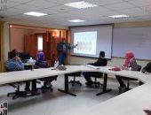 مركز التنمية المحلية بسقارة ينظم دورات تدريبية للقيادات النسائية بالمحافظات