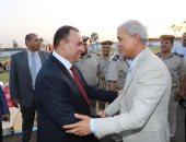 صور.. محافظ المنوفية يشهد حفل الإفطار الجماعى لقوات الأمن بقويسنا