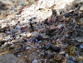 شكوى تراكم القمامة بأرض اللواء وانتشار الحشرات