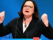 استقالة زعيمة الحزب الديمقراطى الاشتراكى الألمانى مع تراجع شعبية الحزب