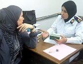 صور.. الجوازات تقدم تسهيلات لكبار السن والمرضى فى رمضان