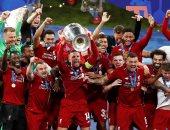 ليفربول ثالث أكثر الأندية تتويجا بلقب دورى أبطال أوروبا