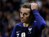 فرنسا ضد ألبانيا.. جريزمان يقود الديوك في تصفيات اليورو