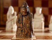 بعد عرض سوثبى قطعة مفقودة بمليون استرلينى.. تعرف على قطع لويس الشطرنجية