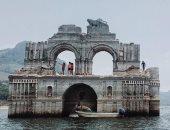 صور..7 كنائس مدفونة تحت الماء أو الحجر فى المكسيك