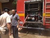 السيطرة على حريق بمنزلين فى قليوب دون خسائر بالأرواح