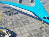 باحثون هولنديون يصممون طائرة جديدة على شكل حرف V