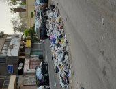 معاناة سكان حدائق القبة مع انتشار القمامة والتكاتك