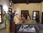 متحف رشيد القومى يعلق أنشطته التراثية والفنية بسبب فيروس كورونا